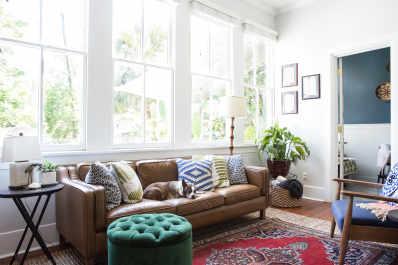 living room design long narrow  Long Living Room Ideas - Narrow Room Design Tips | Apartment Therapy