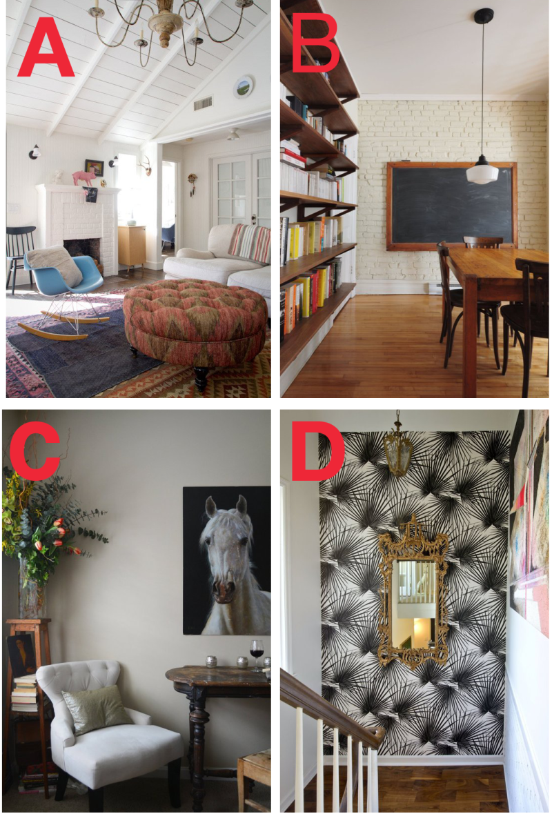 living room design style quiz  Trust Your Taste: Our Ultimate Find-Your-Style Quiz | Apartment Therapy