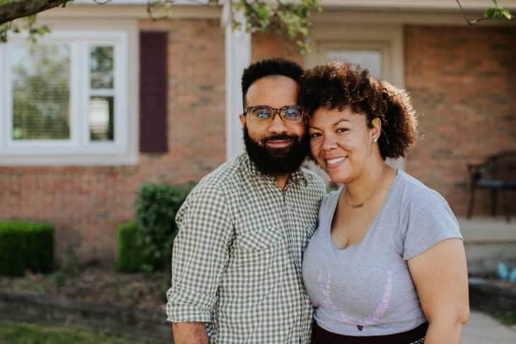 Yolanda and her husband Cedric