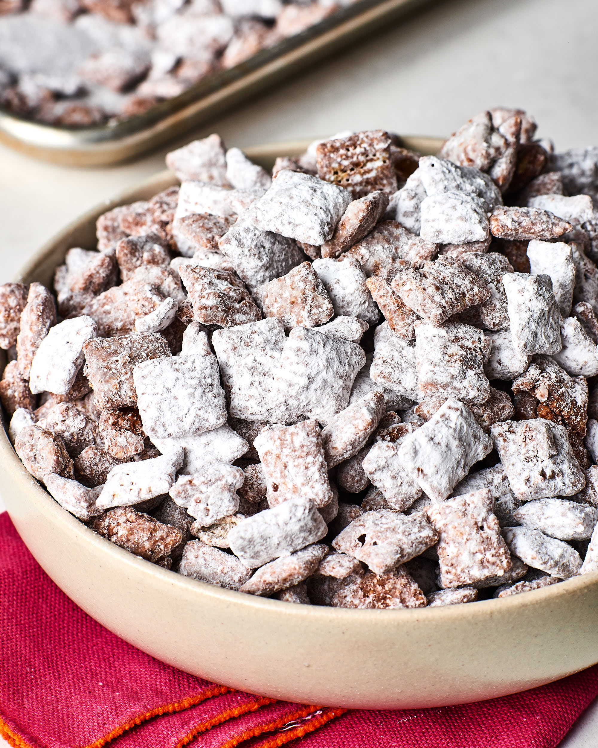 How To Make The Best Puppy Chow Kitchn