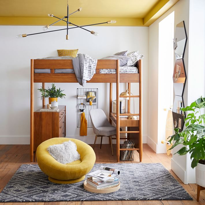 10 Full Size Modern Loft Beds For Adults Apartment Therapy