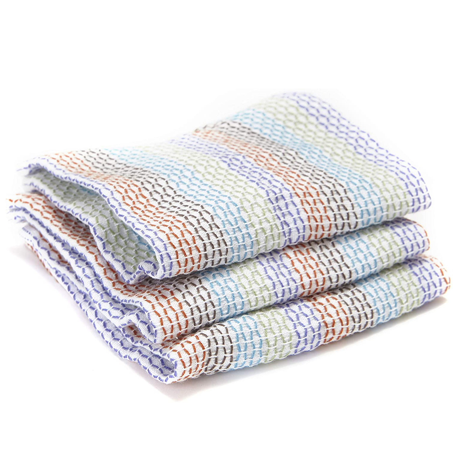 10 Best Dish Towels 2021 Flour Sack Cotton Swedish More Apartment Therapy