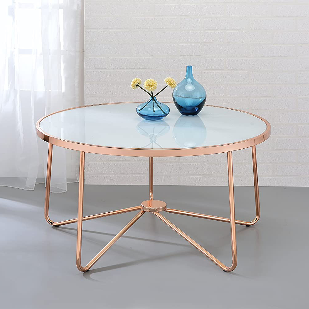 15 Best Modern Round Coffee Tables For Every Budget Apartment Therapy