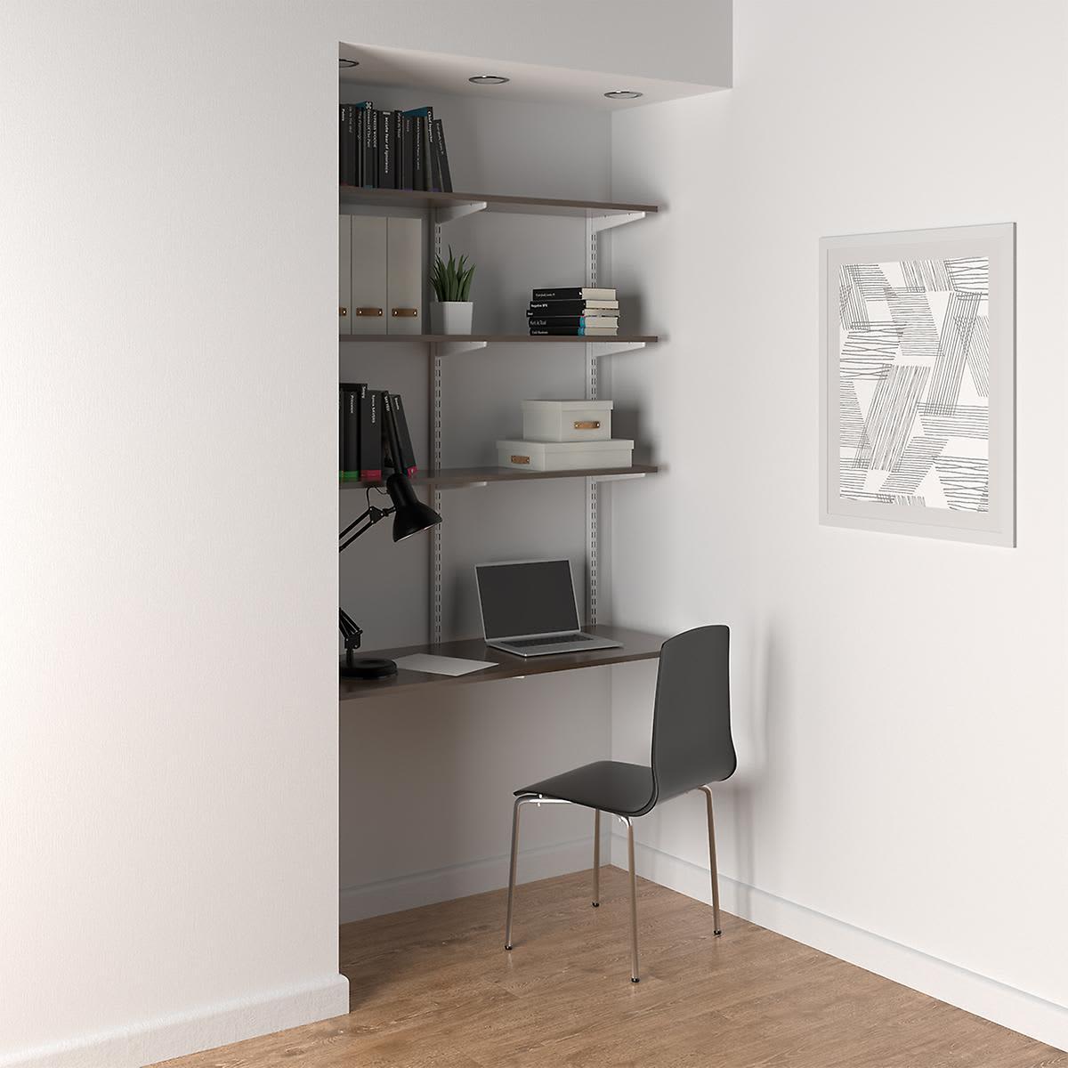 20 Best Wall Mounted Desks 20   Floating Desks to Save Space ...