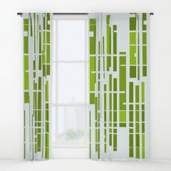 retro curtain panels modern window curtains m - Retro Curtains