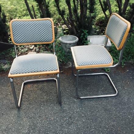 Vintage Mid Century Cesca Chair Apartment Therapy S Bazaar