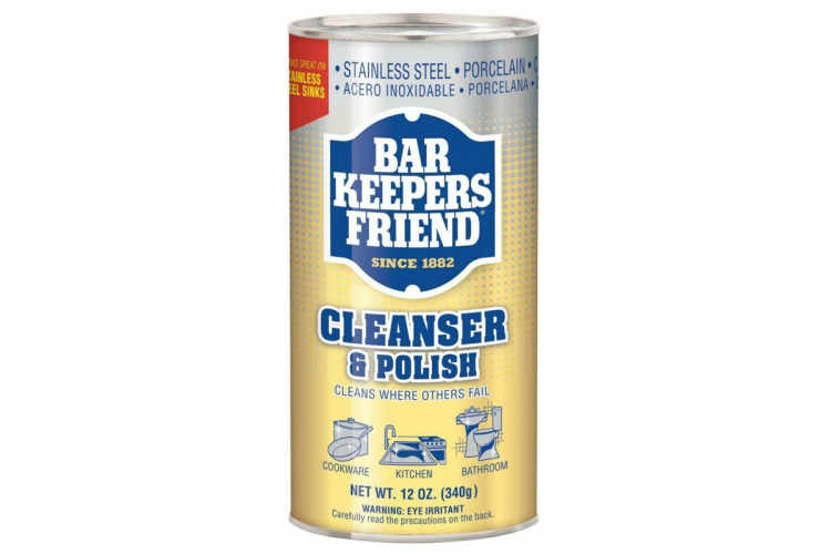Uses For Bar Keepers Friend In The Kitchen Kitchn