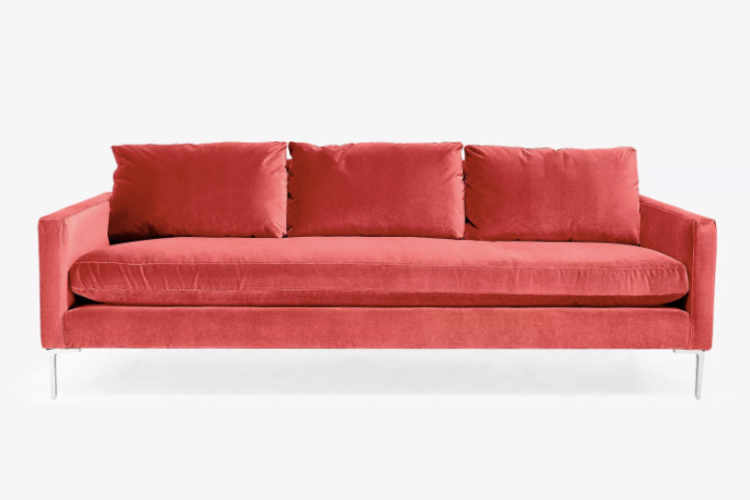 The Best Velvet Sofas At Every Price Point Apartment Therapy