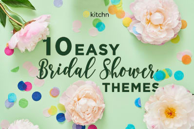 bridal shower themes spring summer kitchn