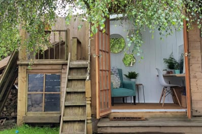 She Shed Ideas Outdoor Shed Design Ideas Apartment Therapy