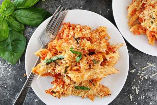 Chicken Parm Pasta