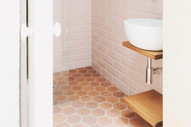 Cool Pink Bathroom Property