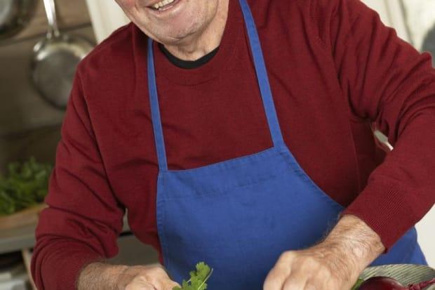 Chef Jacques Pepin