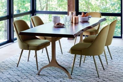 upholstered dining chairs beige lowmediumhigh upholstered dining chairs for any budget apartment therapy