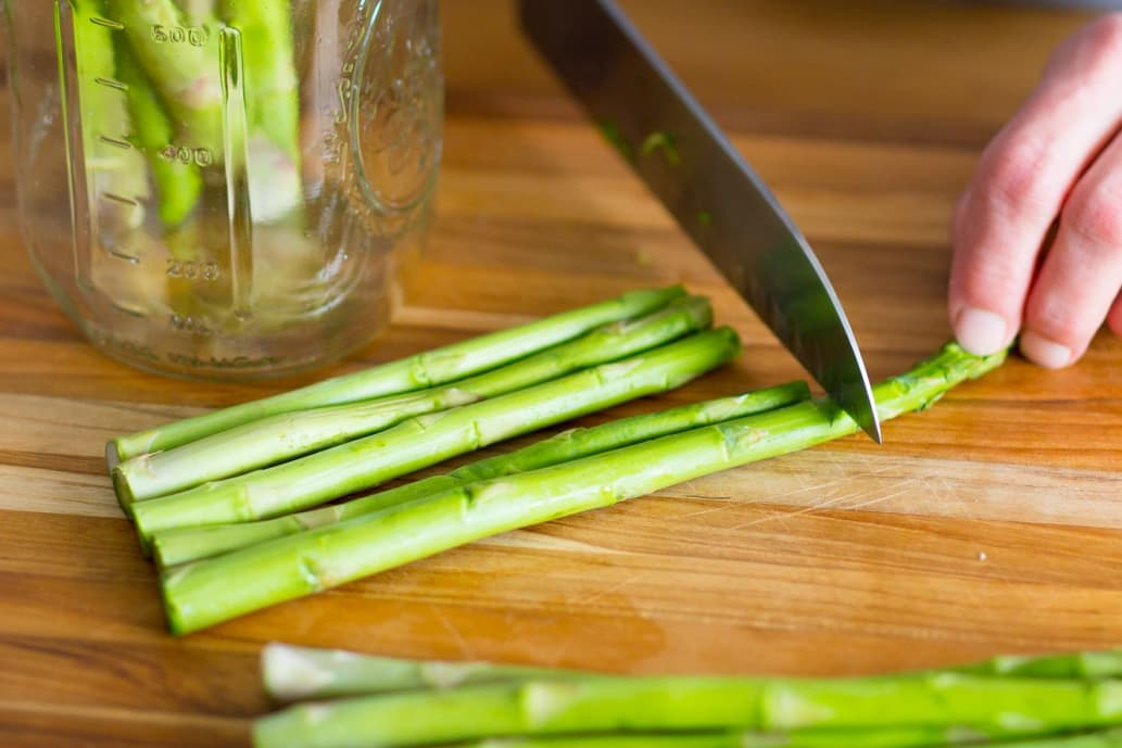 how to cook spring asparagus