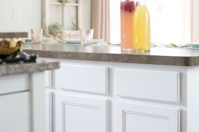 How To Clean Painted Wood Cabinets | Kitchn Cleaning Solution For Kitchen Cabinets on organizing deep kitchen cabinets, polish wooden kitchen cabinets, solution for cleaning wallpaper, cleaning stained cabinets, solution for cleaning siding, painting kitchen cabinets,