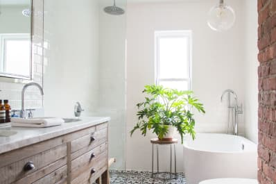 Rain Shower Head Trend Pros And Cons Apartment Therapy