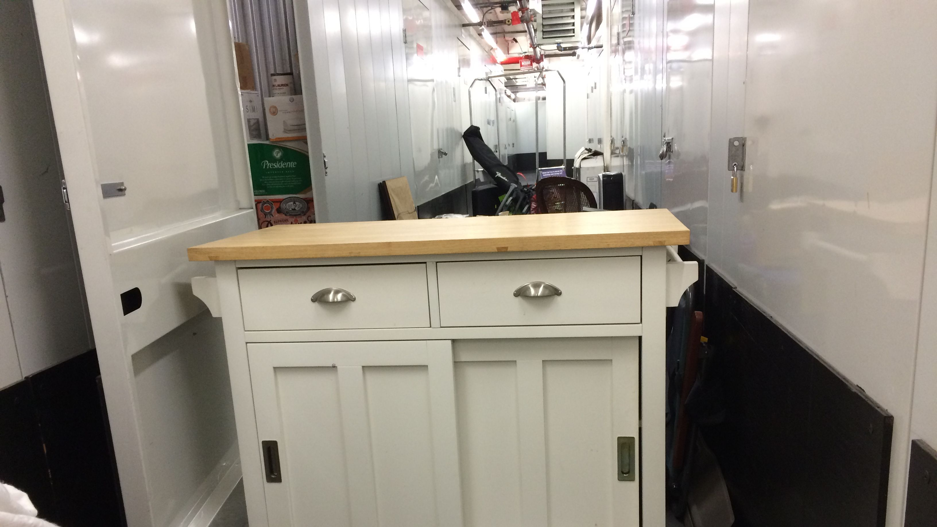 Belmont Kitchen Island Furniture Crate Barrel Apartment Therapy S Bazaar