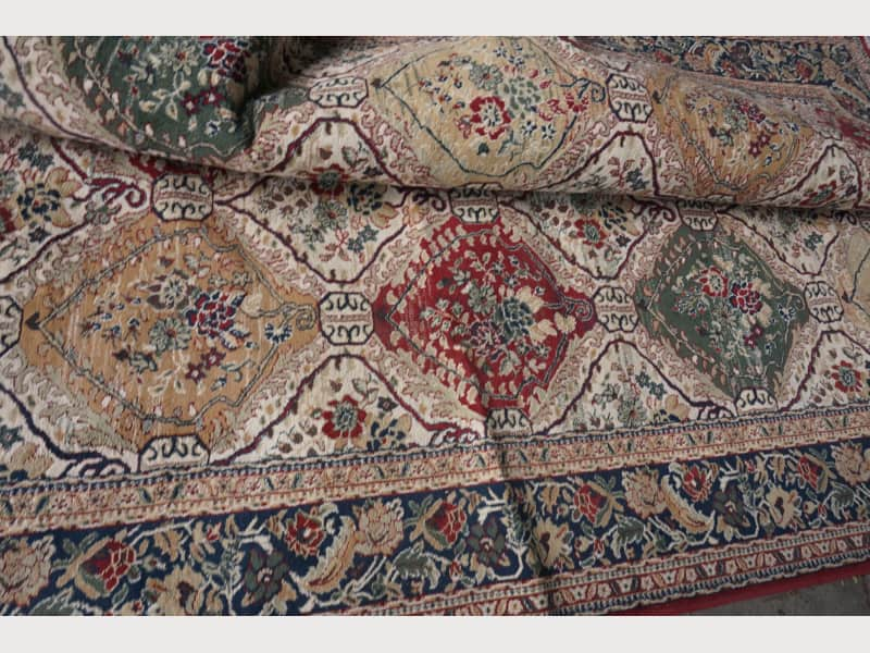 Large Oriental Rug - Apartment Therapy's Bazaar.