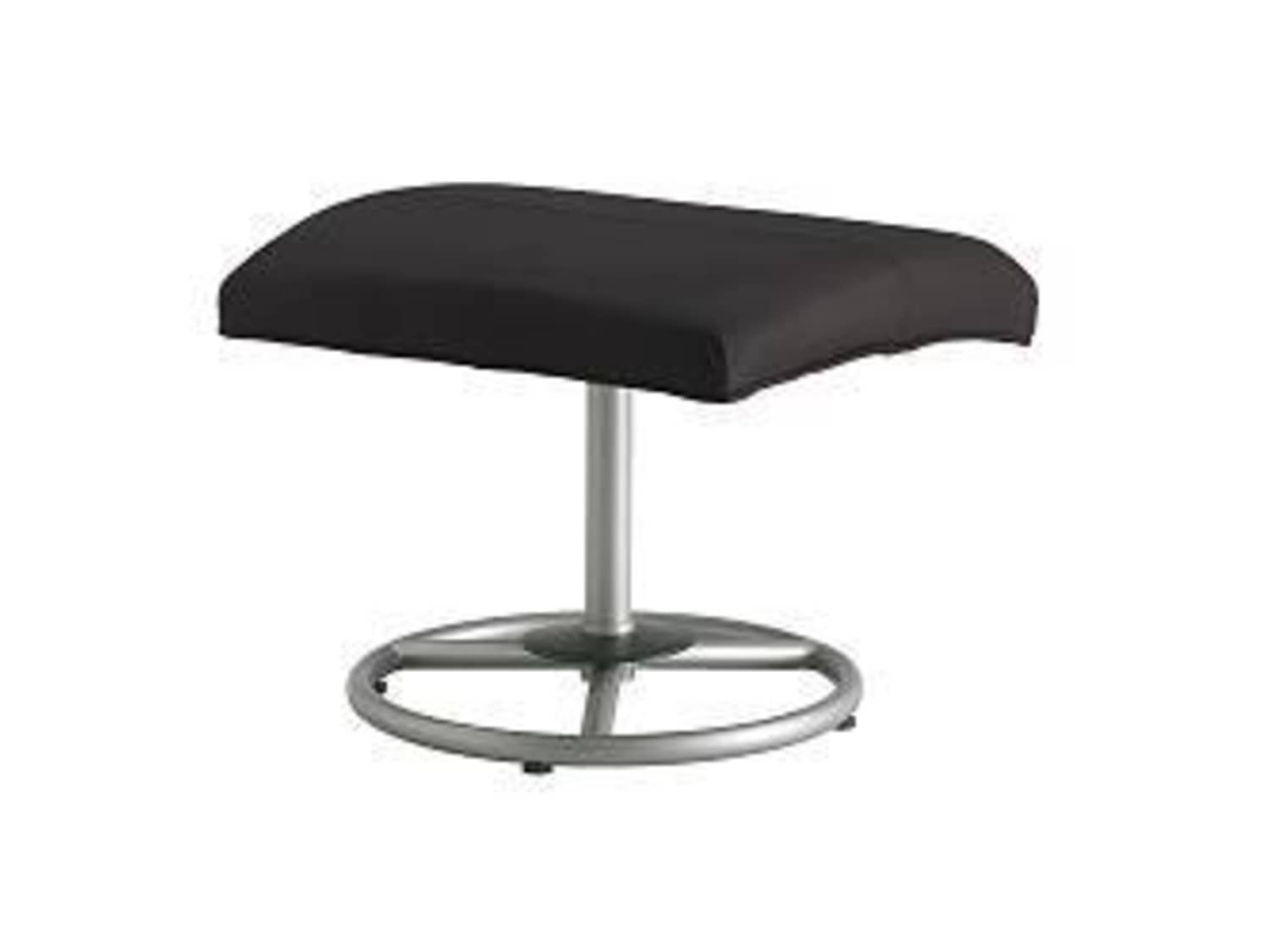Ikea Malung Swivel Armchair And Footstool Apartment Therapy S