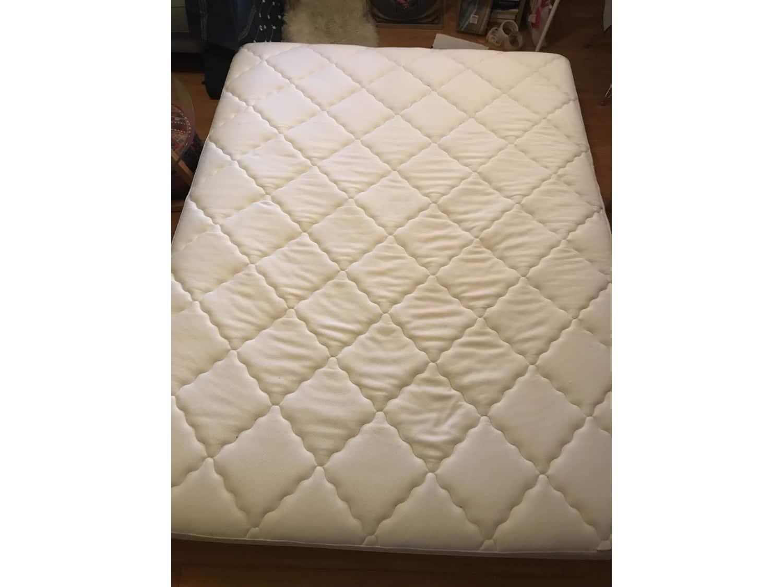 Queen Size Mattress Ikea Memory Foam Pillow Top Apartment