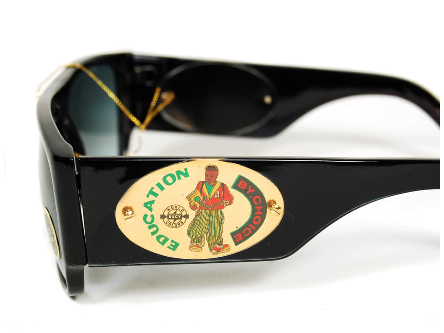 ad7c856a08c 80 s Medallion Hip Hop Sunglasses - EDUCATION - Apartment Therapy s ...