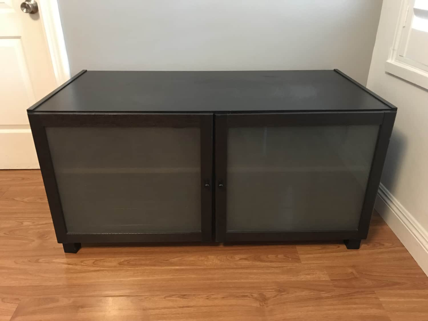 Ikea Benno Tv Stand Storage Unit Apartment Therapy S Bazaar