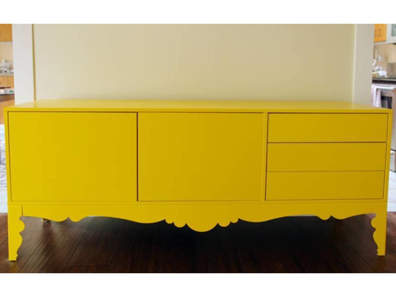 Credenza Trollsta Ikea : Appealing then black ikea trollsta sideboard m long for sale in
