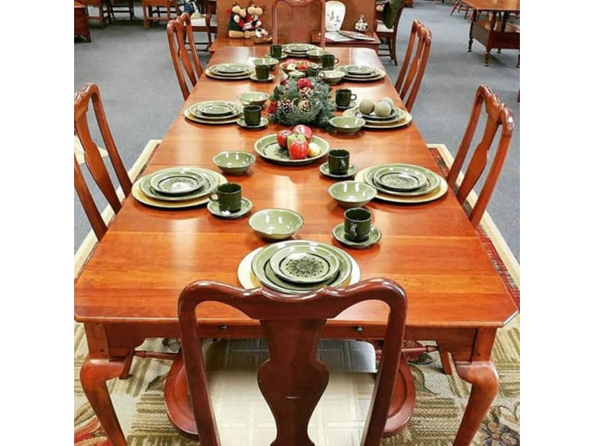 Merveilleux Bob Timberlake For Lexington Cherry Dining Table