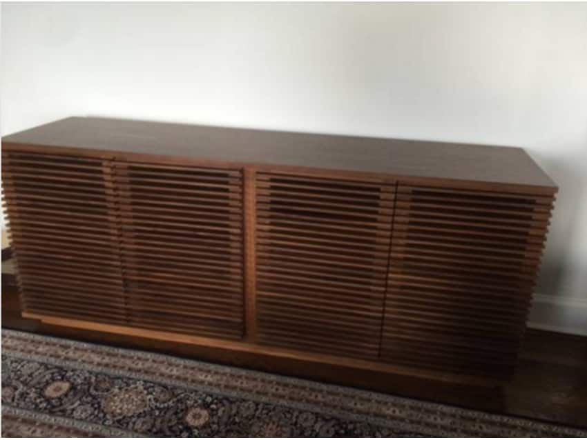 Design Within Reach Large Line Credenza - Apartment Therapy ...
