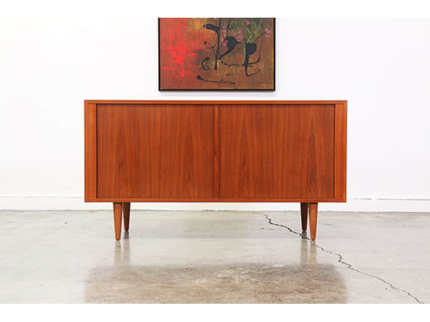 Danish Credenza Los Angeles : Danish teak bookcase los angeles tuckr box decors