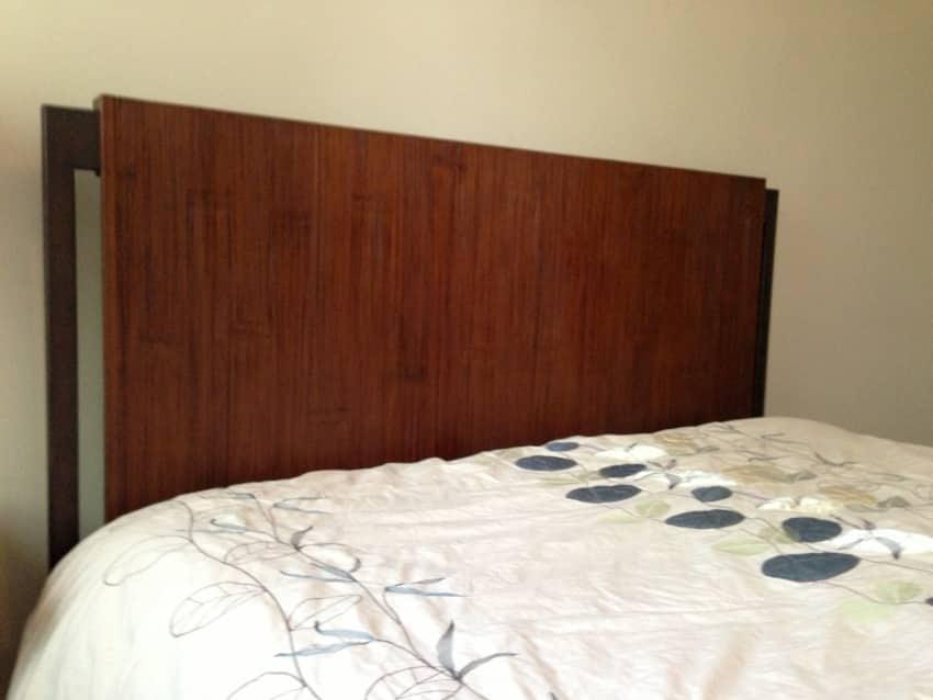 Crate U0026 Barrel Madura Queen Bedroom Set  4 Pieces