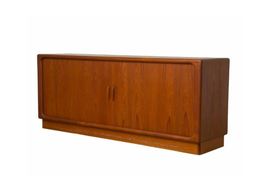 Dyrlund Danish Credenza : Maurice villency furniture nyc danish modern rosewood credenza