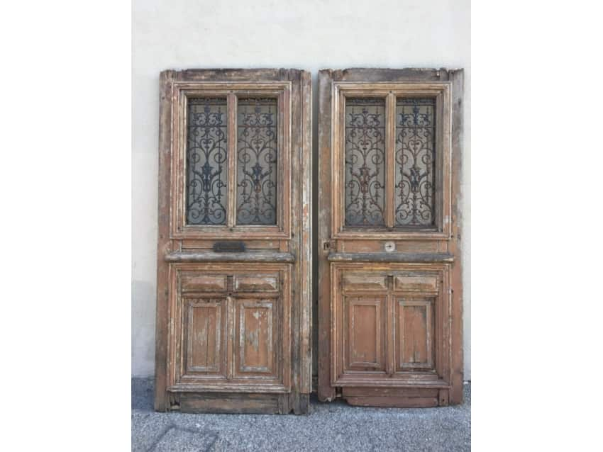 Wonderful Antique Doors Gates from New Orleans - Wonderful Antique Doors Gates From New Orleans - Apartment Therapy