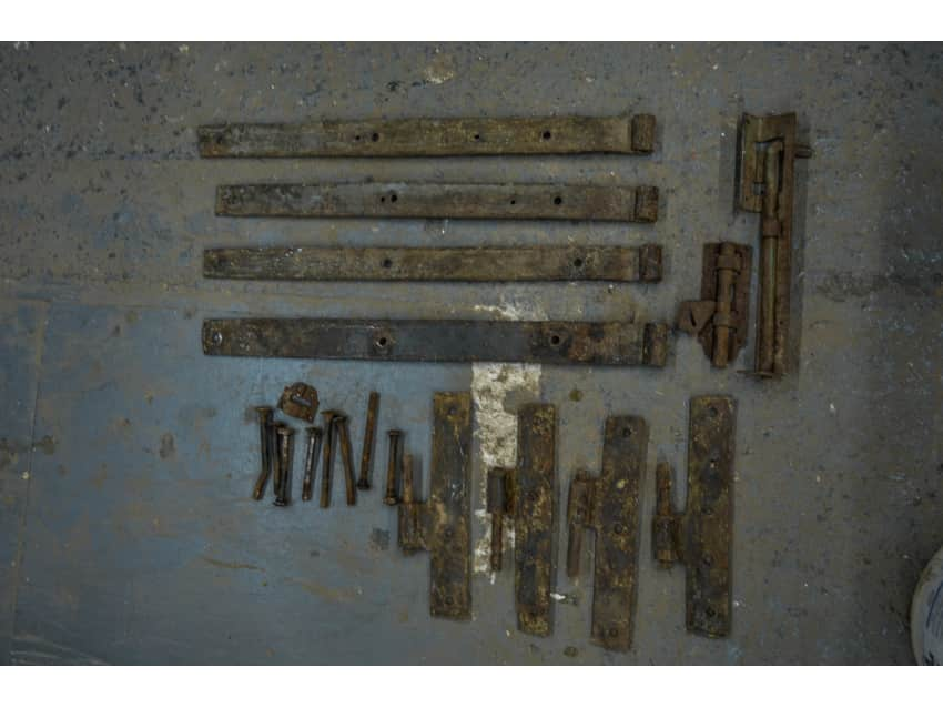 Apartment Therapy Marketplace - Hand Carved Antique Mexican Doors - Apartment Therapy Marketplace