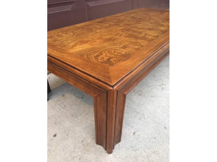 Lane MCM Burlwood Coffee Table