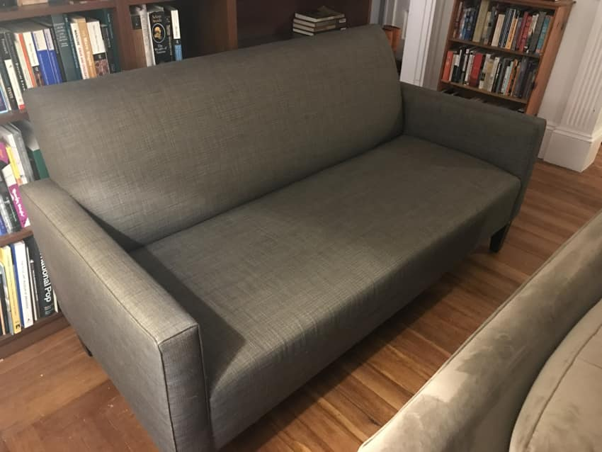 Crate And Barrel Camden 69 Sofa Review Home Co