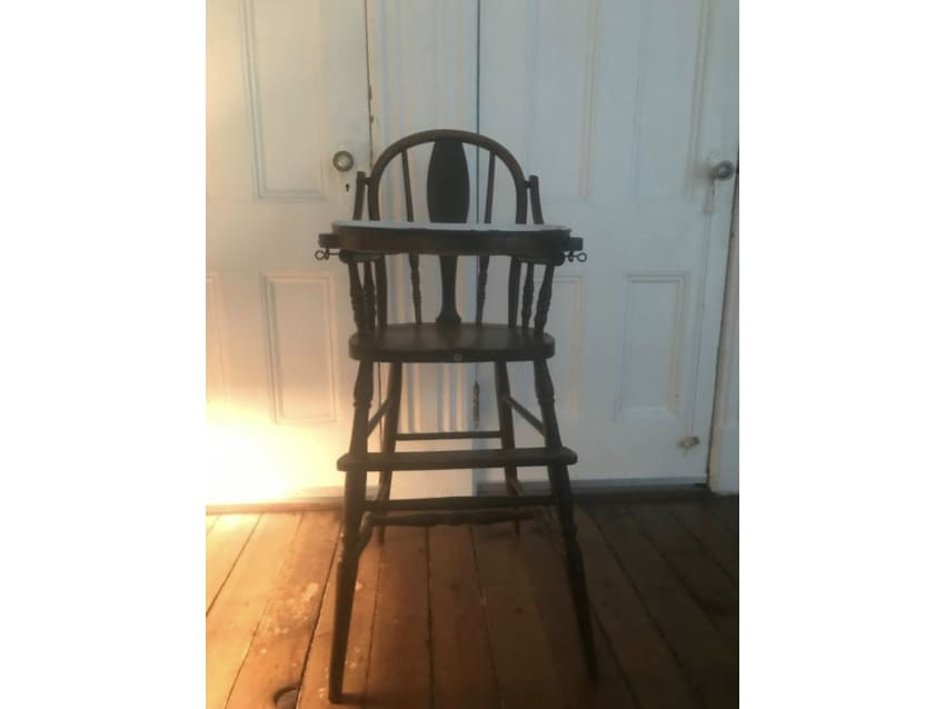 Antique baby chair - Antique Baby Chair - Apartment Therapy Marketplace Classifieds
