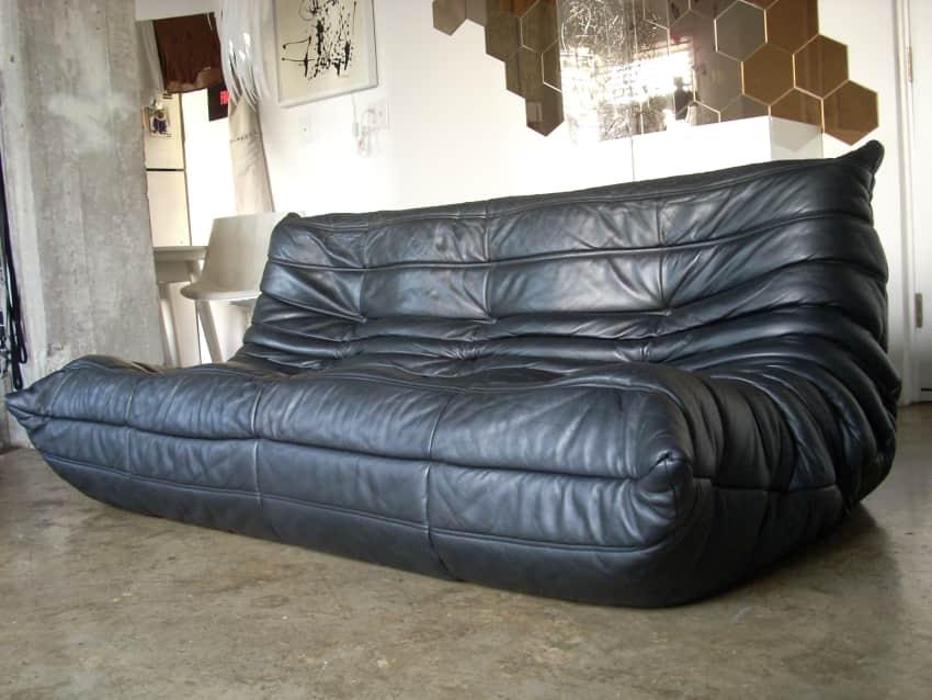 Genuine Like New Ligne Roset Togo Sofa