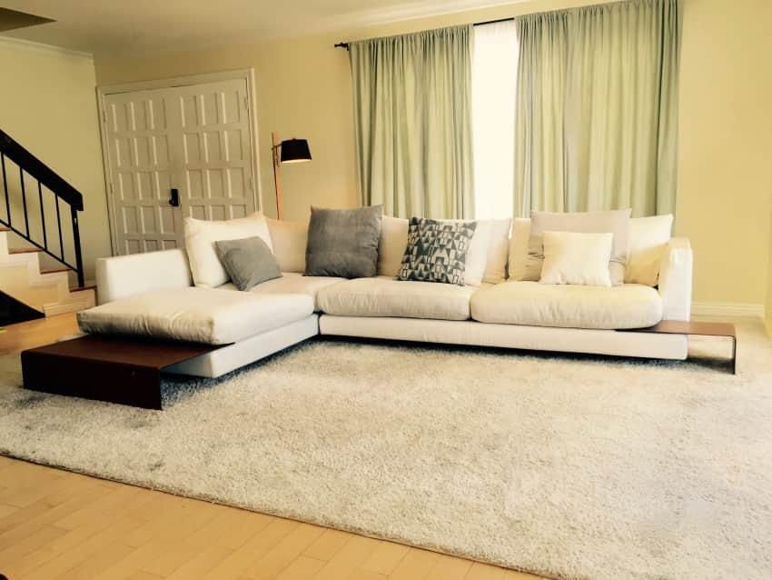 Flexform Long Island sectional sofa bargain! - Apartment Therapy ...