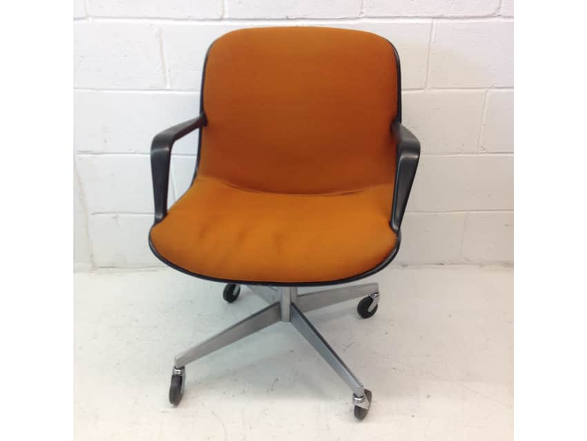 Bon Vintage Steelcase Chair, Herman Miller Style