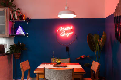 neon lights decor room signs kitchen sign bedroom lighting light strip dining daring every