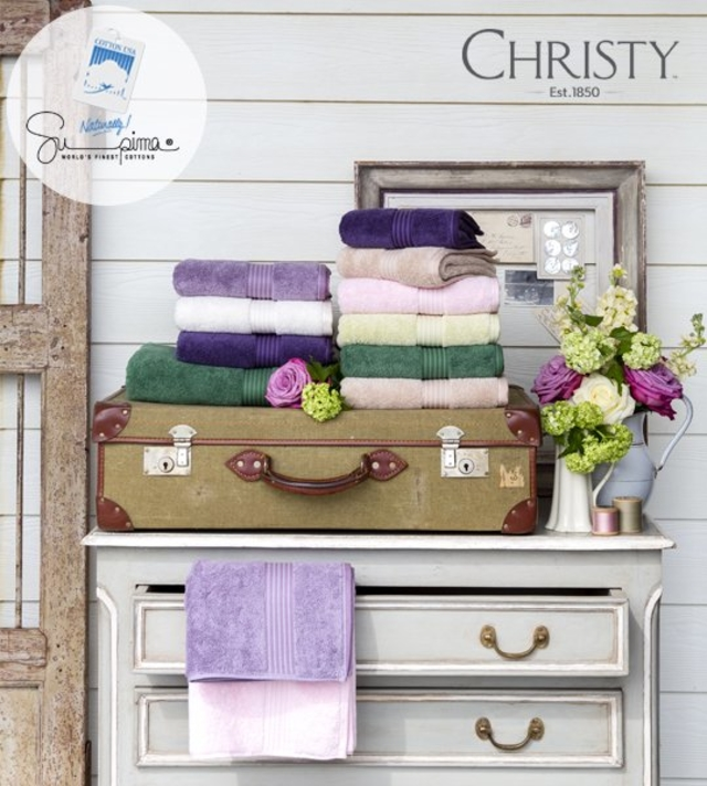 Win Bathroom Makeover: Win: A Luxury Bed And Bath Linen Makeover From Christy