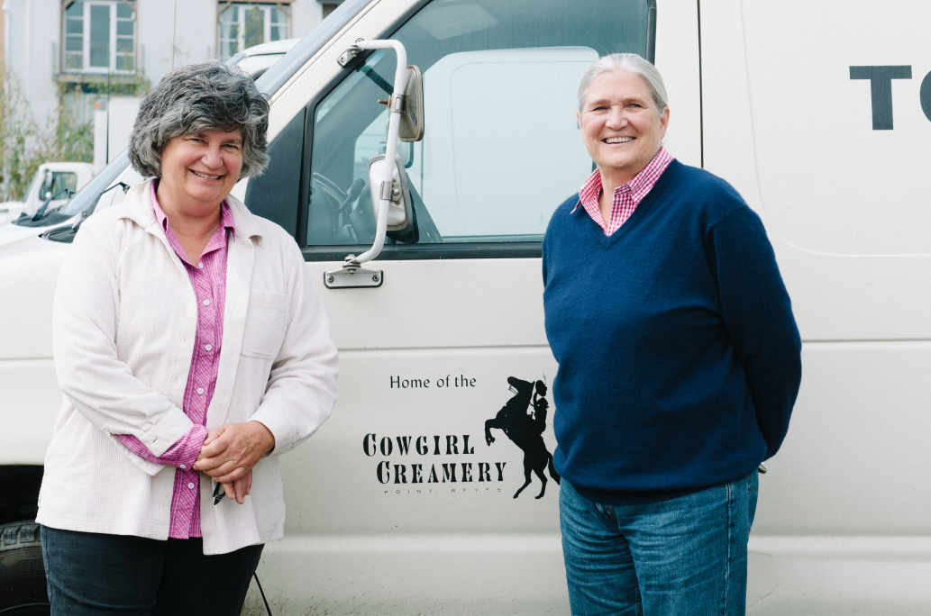 Making Cheese and Making Friends: A Visit With Cowgirl Creamery