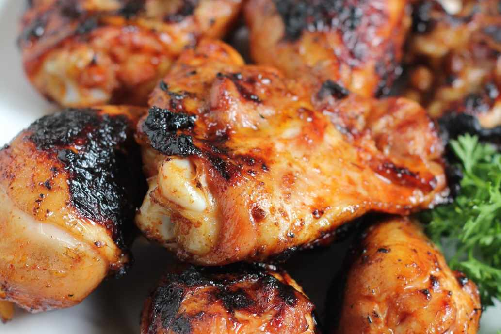 Grilled Korean Chicken