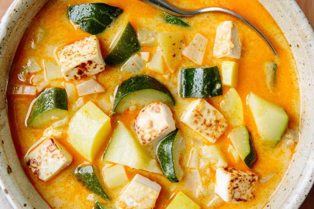 Heidi Swanson's Summer Squash Soup