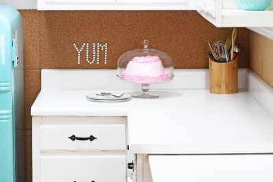 Tutorial How To Paint Laminate Countertops With A Kit
