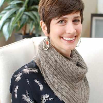 Photo of Kathleen Luttschyn