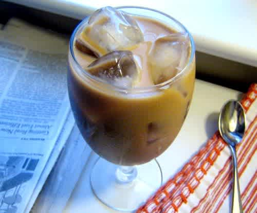 how to make iced coffee easy