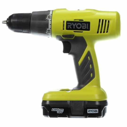 Ryobi One+ 18-Volt Starter Drill